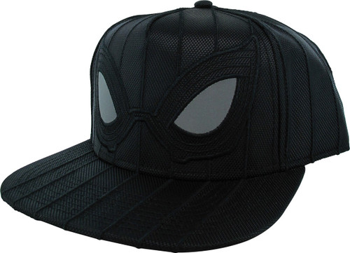 Spiderman Far From Home Stealth Suit Snapback Hat