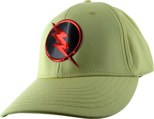 Flash TV Series Reverse Flash Logo Flex Fit Hat