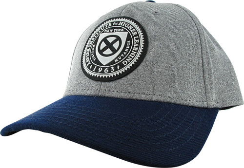 X Men Xavier Institute Learning 1963 Flex Fit Hat