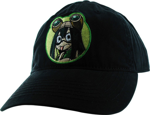 My Hero Academia Froppy Tsuyu Asui Face Buckle Hat