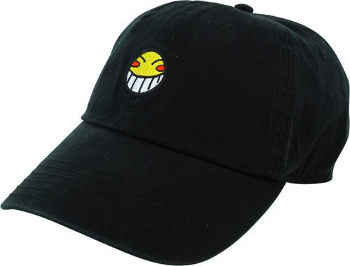 Cowboy Bebop Radical Ed Smiley Face Buckle Hat