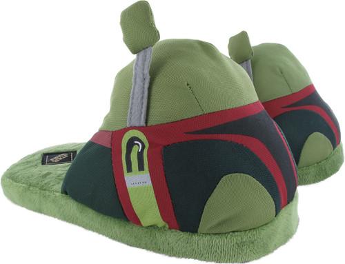 Star Wars Boba Fett Helmet Slippers