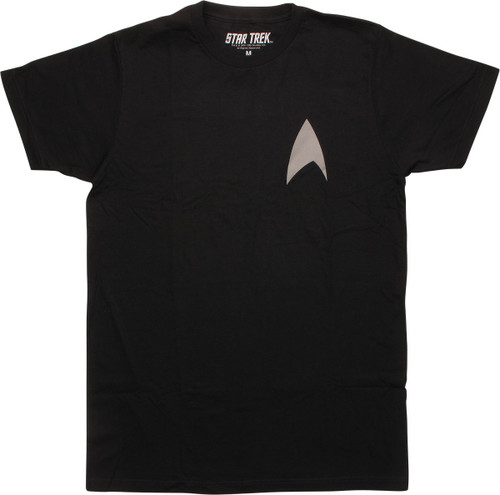 Star Trek Into Darkness Logo Insignia T-Shirt