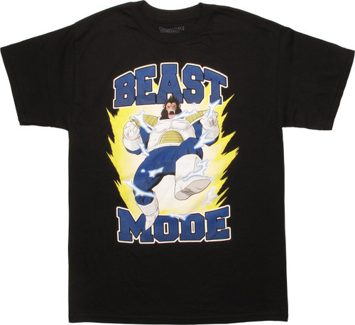 Dragon Ball Z Vegeta Oozaru Beast Mode T-Shirt