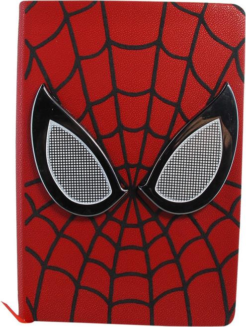 Spiderman Mask Premium A5 Journal Notebook