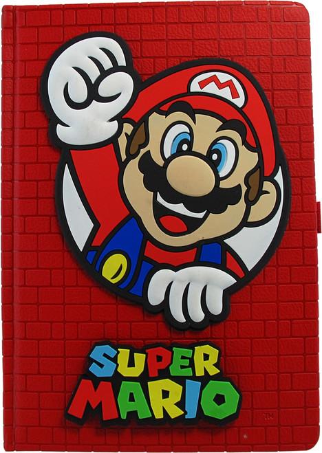 Super Mario Bricks Premium A5 Journal Notebook