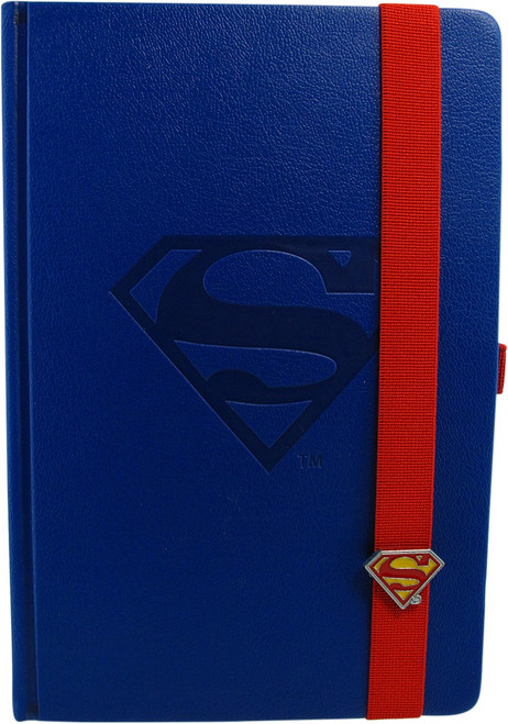 Superman Daily Planet Premium A5 Journal Notebook