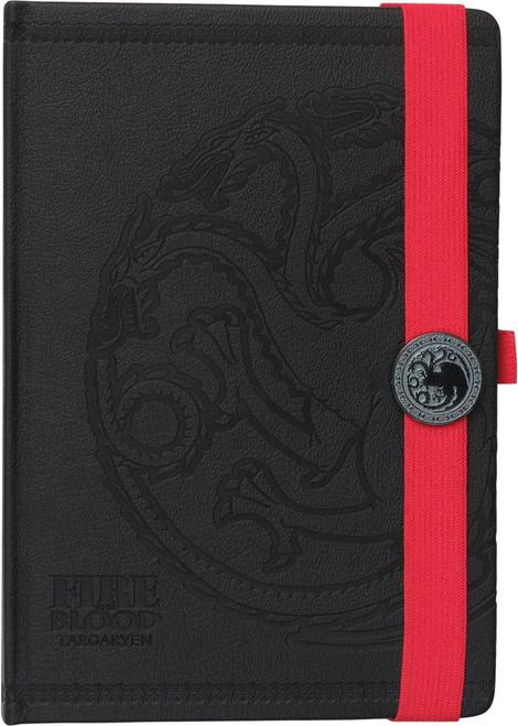 Game of Thrones Targaryen Premium Journal Notebook