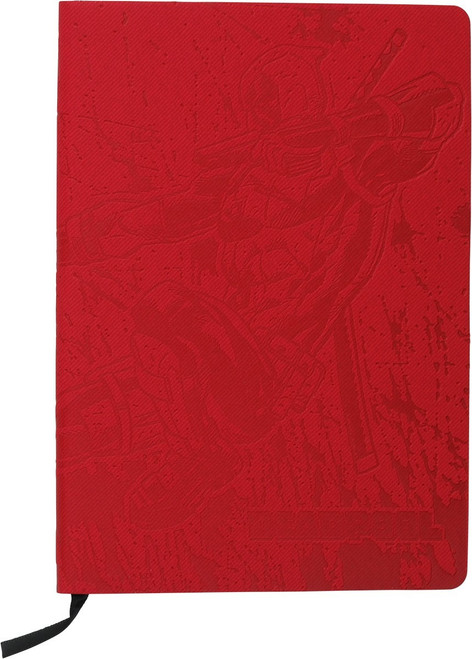 Deadpool Embossed Flexi Cover Journal Notebook