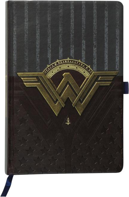 Wonder Woman Movie Logo Premium Journal Notebook