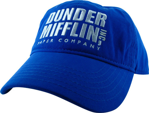 Office Dunder Mifflin Inc Paper Company Buckle Hat