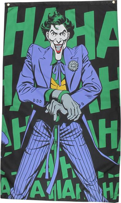 Joker HA HA HA HA Pose Banner Flag