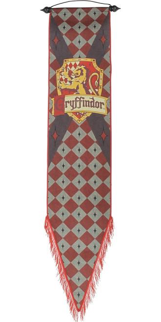 Harry Potter Gryffindor Long Felt Banner Flag