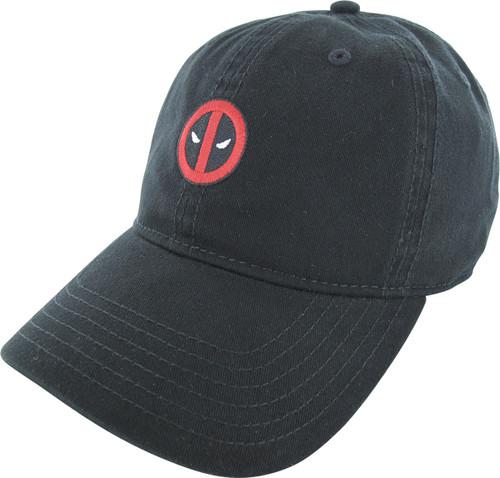 Deadpool Small Logo Buckle Hat