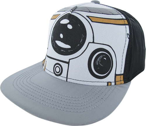 Star Wars Force Awakens BB-8 Front Snapback Hat