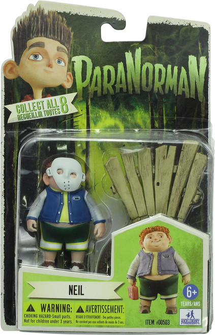 ParaNorman Neil Figure