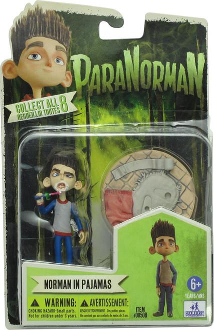 ParaNorman Norman in Pajamas Figure