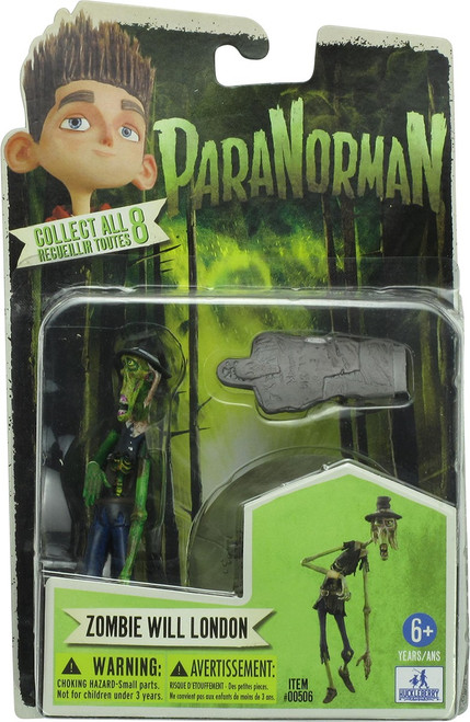 ParaNorman Zombie Will London Figure
