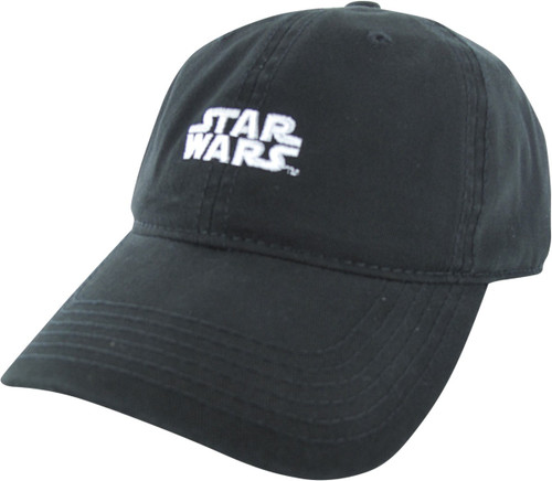 Star Wars Small Name Buckle Hat