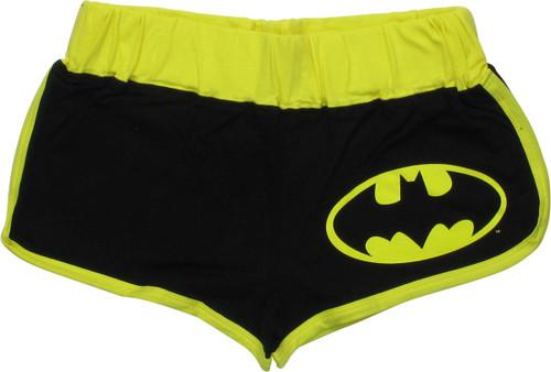 Batman Classic Logo Juniors Shorts
