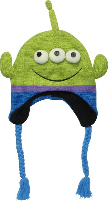 Toy Story 3 Eyed Alien Tasseled Laplander Beanie