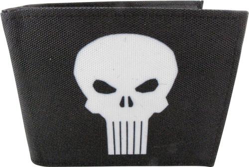 Punisher Skull Bi-Fold Wallet