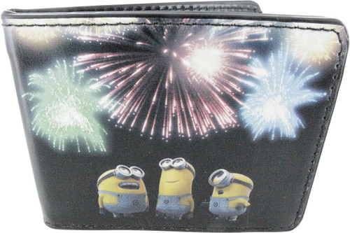 Despicable Me Minions Fireworks Wallet