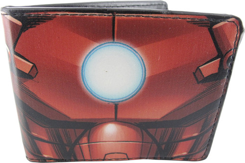 Iron Man Chest Plate Wallet