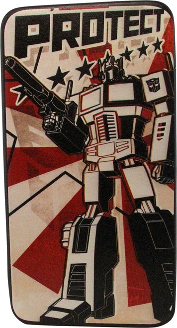 Transformers Optimus Prime Protect Clutch Wallet