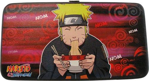 Naruto Shippuden Ramen Nom Nom Clutch Wallet