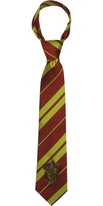 Harry Potter Gryffindor Crest Youth Tie