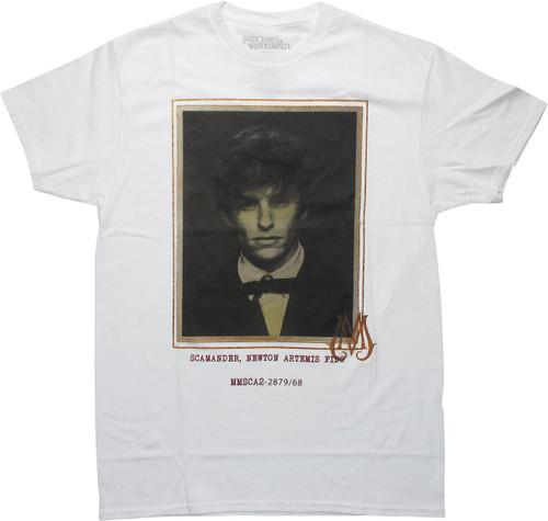 Fantastic Beasts CoG Newton Scamander T-Shirt