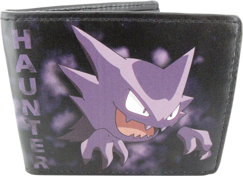 Pokemon Haunter Pose Wallet