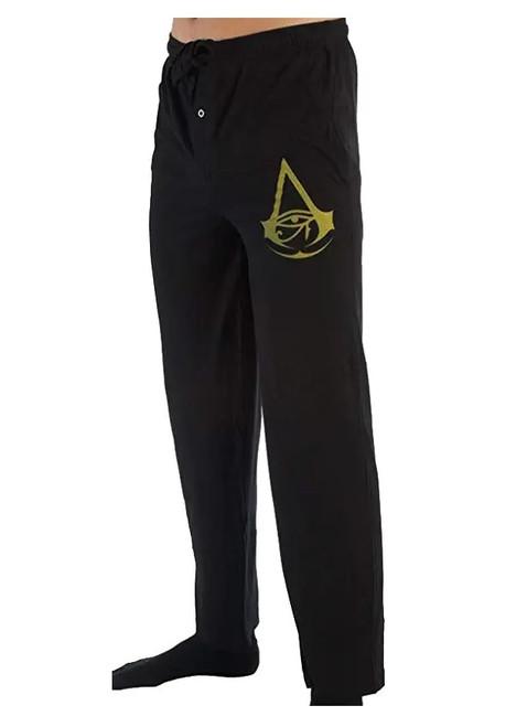 Assassins Creed Origins Logo Black Lounge Pants