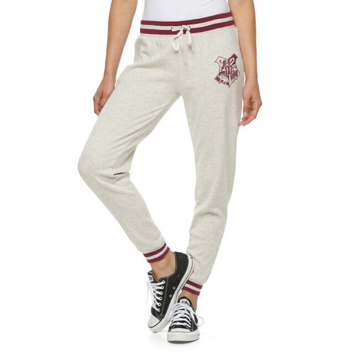 Harry Potter Hogwarts Juniors Jogger Pants