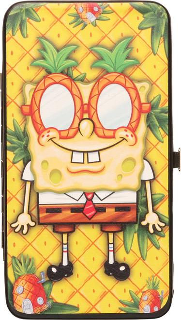 Spongebob Squarepants Pineapples Clutch Wallet