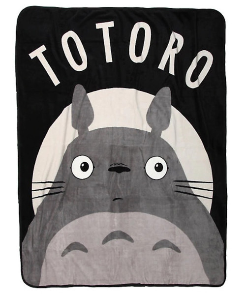My Neighbor Totoro Character Blanket