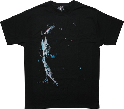 Game of Thrones Night King Half Profile T-Shirt
