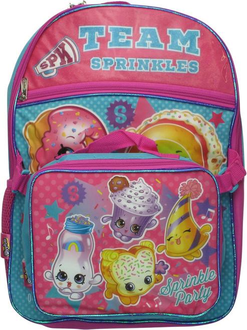 Shopkins Team Sprinkles SPK Lunch Pack Backpack
