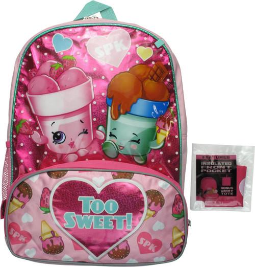 Shopkins Too Sweet SPK Backpack