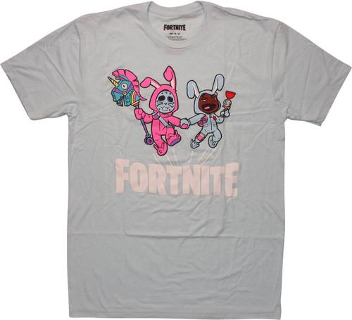 Fortnite Bunny Brawler Rabbit Raider T-Shirt