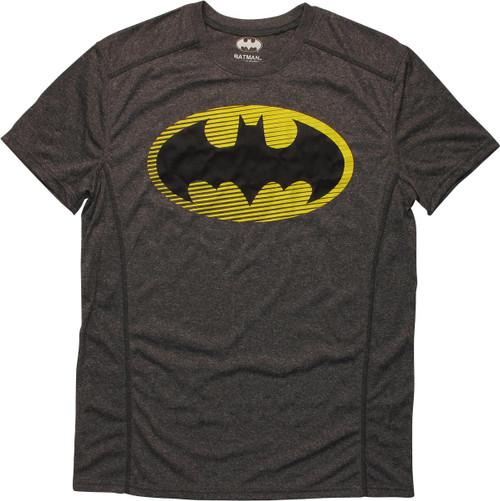 Batman Logo Active Leisurewear T-Shirt