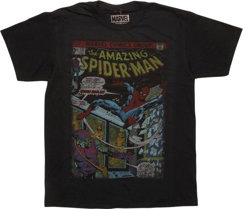 Amazing Spiderman #137 Cover Green Goblin T-Shirt