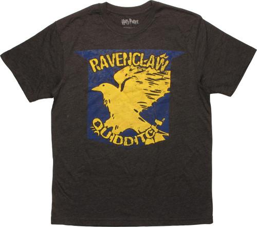 Harry Potter Ravenclaw Quidditch T-Shirt