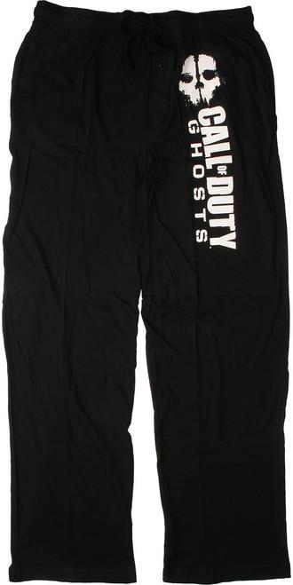 Call of Duty Ghosts Logo Pajama Pants