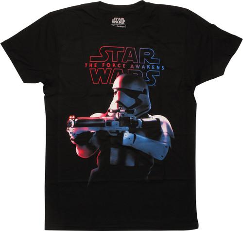 Star Wars The Force Awakens Stormtrooper T-Shirt
