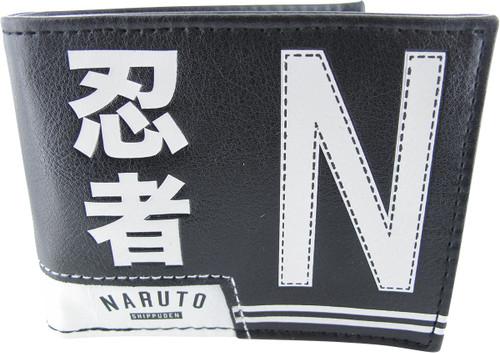 Naruto Shippuden Ninja Academy Bi-Fold Wallet