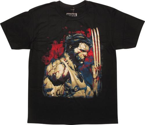 X Men Wolverine Ultimate X-Men #35 T-Shirt