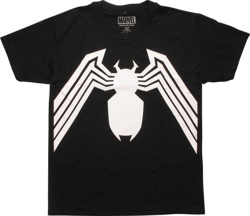 Venom Suit Logo T-Shirt