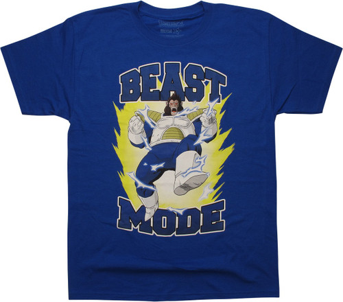 Dragon Ball Z Beast Mode Oozaru Vegeta T-Shirt